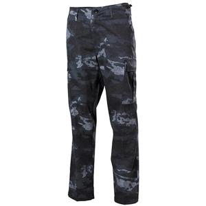 Kalhoty US støih BDU HDT CAMO LE