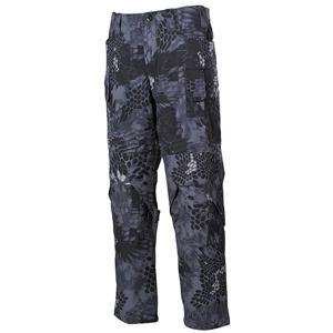 Kalhoty MISSION SNAKE BLACK
