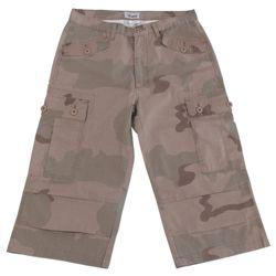 Kalhoty 3/4 rip-stop sepran� 3-COL DESERT