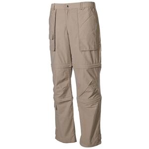 Kalhoty odepínací MICROFASER PÍSKOVÉ