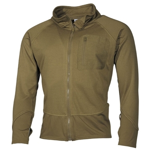 Triko TACTICAL TERMOFLEECE COYOTE