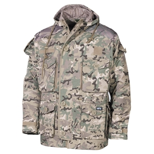 Bunda COMMANDO SMOCK OPERATION CAMO