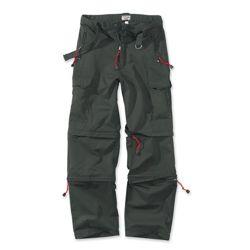 Kalhoty TREKKING ÈERNÉ