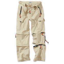 Kalhoty TREKKING BEIGE