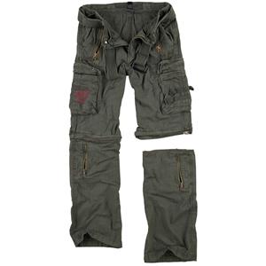 Kalhoty odepínací ROYAL OUTBACK - ROYAL GREEN