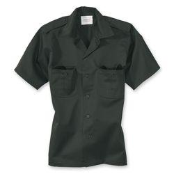 Košile US HEMD s krátkým rukávem ÈERNÁ