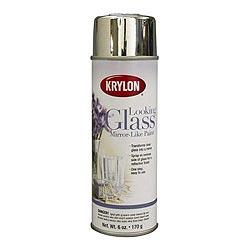 Barva spray KRYLON Looking Glass® Mirror / Zrcadlo