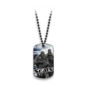 Známka identifikaèní SEALS s øetízkem
