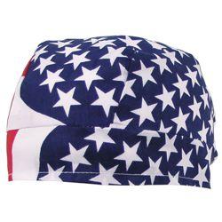 Šátek HEADWRAP Western vlajka USA