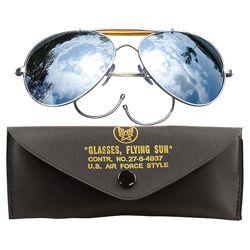 doprodej Brýle ZRCADLOVÉ AIR FORCE s pouzdrem