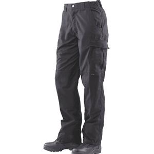 Kalhoty 24-7 TACTICAL CARGO rip-stop ÈERNÉ