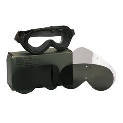 Brýle taktické US M44 original v krabièce ÈERNÉ