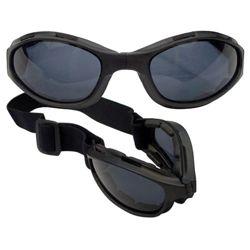 Brýle taktické skládací ÈERNÉ