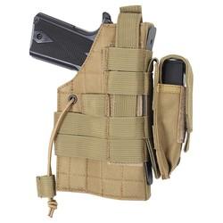 Pouzdro pistolové oboustranné MOLLE COYOTE