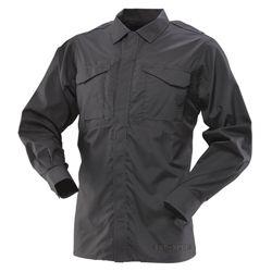 Košile 24-7 UNIFORM dlouhý rukáv rip-stop ÈERNÁ