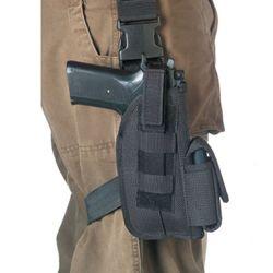Pouzdro pistolové stehenní Beretta 92 ÈERNÉ