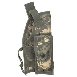 Pouzdro pistolové taktické MOLLE ACU DIGITAL
