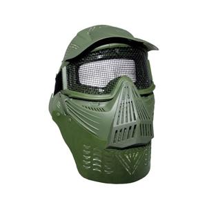 Maska AIRSOFT ochranná ZELENÁ