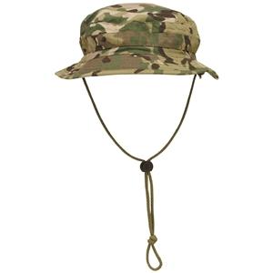 Klobouk Special Forces BRITSKÝ typ OPERATION CAMO