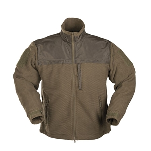 Bunda ELITE FLEECE HEXTAC® ZELENÁ