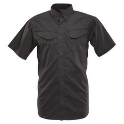 Košile 24-7 FIELD krátký rukáv rip-stop ÈERNÁ