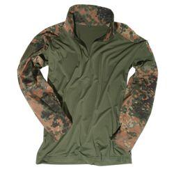 Košile taktická  s límeèkem FLECKTARN