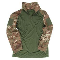 Košile taktická  s límeèkem VEGETATO WOODLAND