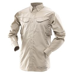 Košile 24-7 FIELD dlouhý rukáv rip-stop KHAKI