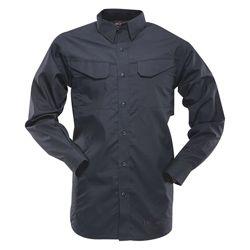Košile 24-7 FIELD dlouhý rukáv rip-stop MODRÁ