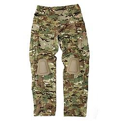 Kalhoty taktické WARRIOR DTC/MULTICAM