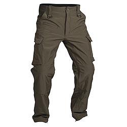 Kalhoty softshellové EXPLORER ZELENÉ