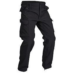 Kalhoty softshellové EXPLORER ÈERNÉ