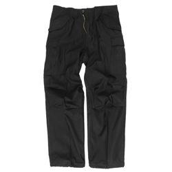 Kalhoty US M65 originál TEESAR nové ÈERNÉ