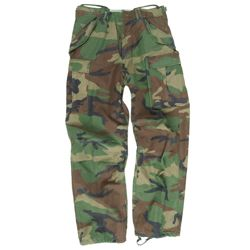 Kalhoty US M65 originál TEESAR nové WOODLAND