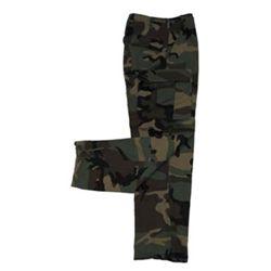 Kalhoty US BDU WOODLAND orig. nové S/R