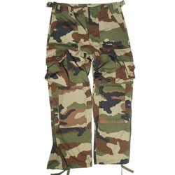 Kalhoty LIGHT WEIGHT s nákoleníky CCE TARN