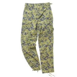 Kalhoty US BDU POLY polní DANISH TARN