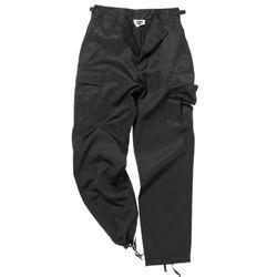 Kalhoty US BDU typ RANGER ÈERNÉ