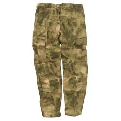 Kalhoty US typ ACU rip-stop polní MIL A-TACS FG