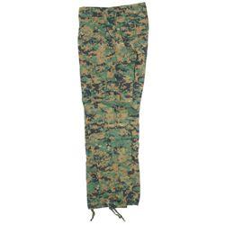 Kalhoty US typ ACU rip-stop DIGITAL WOODLAND