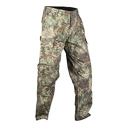 Kalhoty US typ ACU rip-stop MANDRA® WOOD