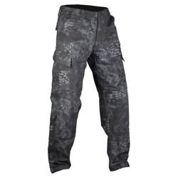 Kalhoty US typ ACU rip-stop MANDRA® NIGHT