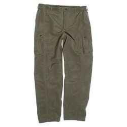 Kalhoty HUNTING lovecké WAFFLE ZELENÉ