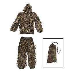 Maskovací pøevlek hejkal 3D WILD TREES CAMO