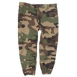 Kalhoty polní francouzské F2 CCE TARN