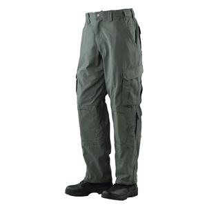 Kalhoty TRU XTREME rip-stop ZELENÉ