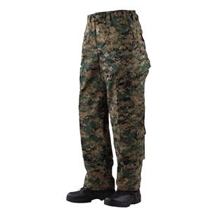Kalhoty TRU P/C rip-stop DIGITAL WOODLAND
