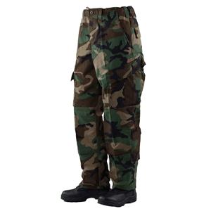 Kalhoty TRU N/C rip-stop WOODLAND