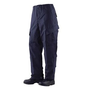 Kalhoty TRU P/C rip-stop MODRÉ
