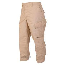Kalhoty TRU P/C rip-stop KHAKI